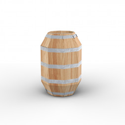 Octagon Barrel