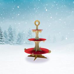 Kerst Etagère