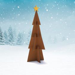 Kerstboom 8 delen