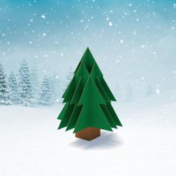 Tafelkerstboom