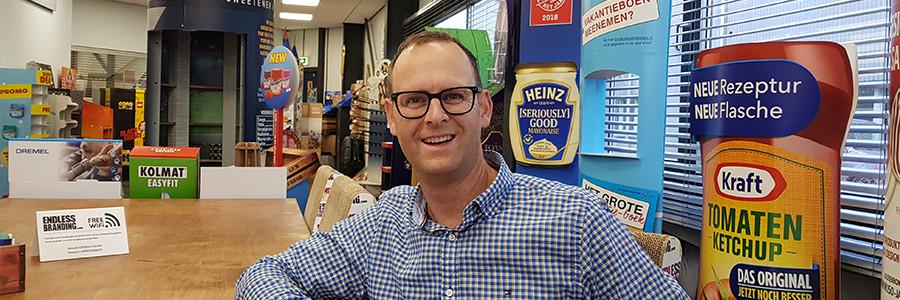 Sales! Met Frank Woltjer